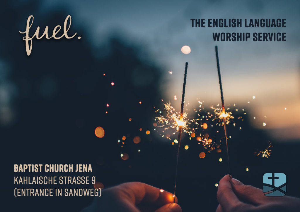 FUEL- The English Language Worship Service in November and December