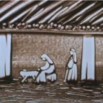 Bibelgeschichten im Sand
